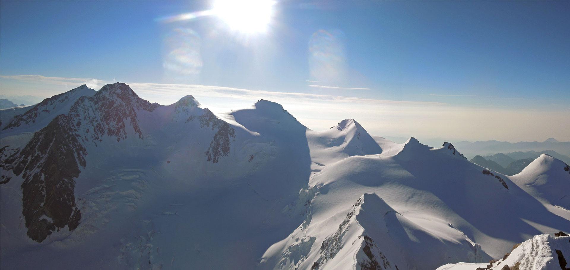Corsi di livello 4 di sci alpinismo